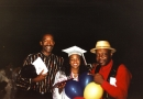 Fred White, Angel &amp; Louis Satterfield @ Angel&#039;s Graduation 