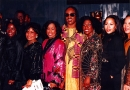 Willard Pugh, The Emotions, Stevie Wonder, Vesta Williams, Akusua Busia