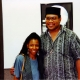 Patrice Rushen &amp; Henry Soleh Brewer Before Our Keyboard Clinic 1998