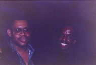 Henry Soleh Brewer & Verdine White After A Show 1993